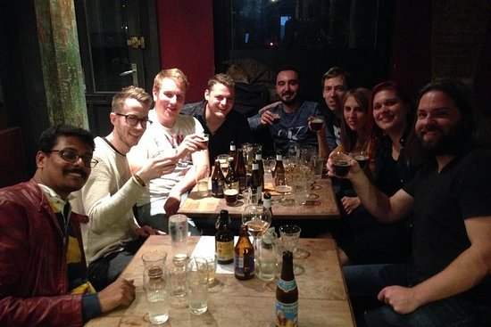 Dégustation de bière à Bruges