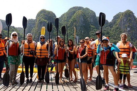 Luxe dagtour Halong - Lan Ha-baai ...
