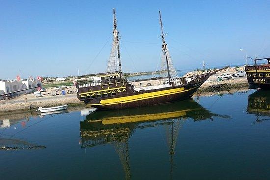 Nave pirata a Djerba