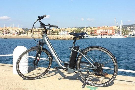 3 horas de alquiler de bicicleta...