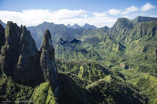 Descubrimiento de Tahití (vuelo...