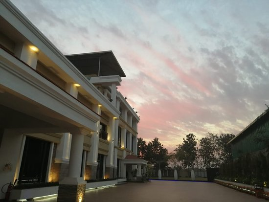 The Four Vedas Hotel & Resort