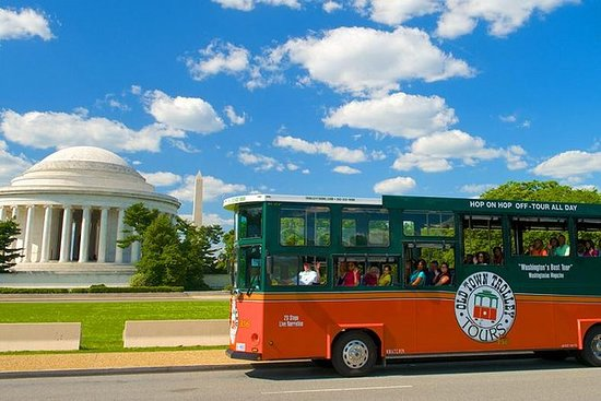 华盛顿特区超级节省:随上随下电车和DC鸭子之旅