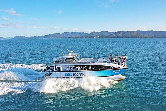圣灵群岛船冒险