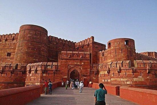 Nuit à Agra Tour De Delhi