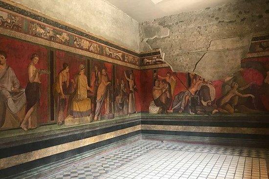 Visite privée de Pompéi avec la Villa...