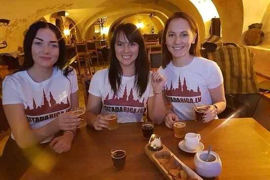 Lettisk øl tur og smaksprøver