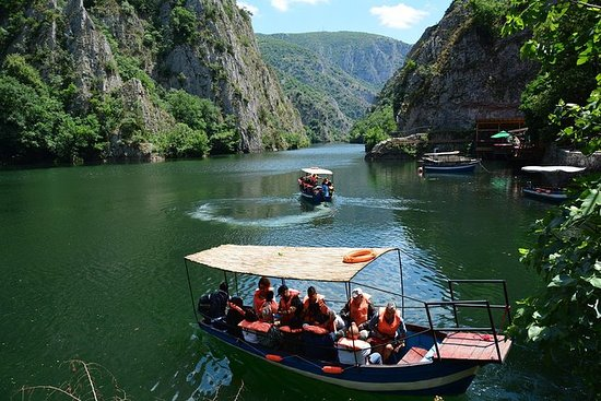 Half Day Tour from Skopje to Matka...
