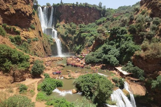 Private tour : Cascade Ouzoud from...