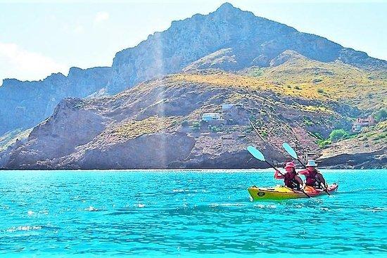 Descubrimiento de kayak