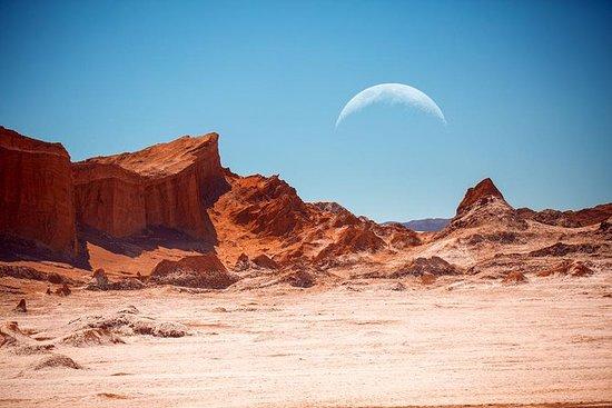 Atacama ørkenprogram 4 dager - 3...