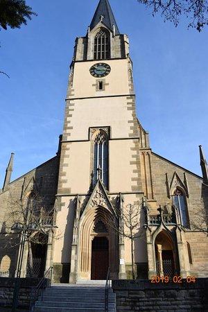 Martinskirche Möhringen - Stuttgart.