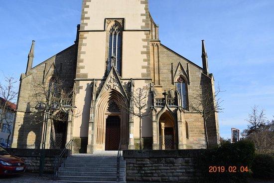 Martinskirche Mohringen - Stuttgart.