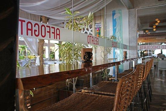 Cafe Maruja: Seats