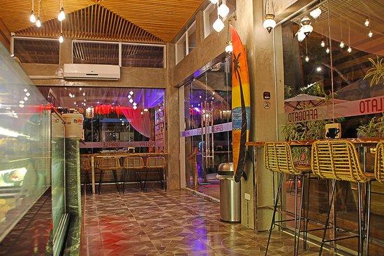 Cafe Maruja: Interior