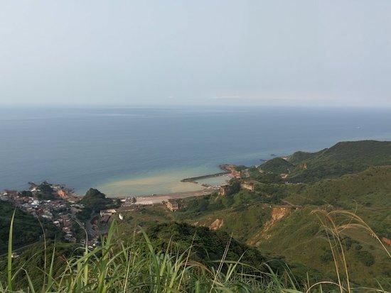 Baoshihshan Scenic Lookout