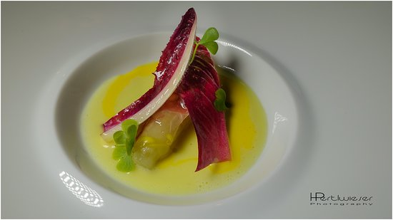 Gruß aus der Küche - Bild von Restaurant Tanglberg ...