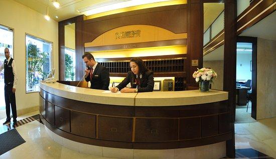Casa D'or Hotel: Reception