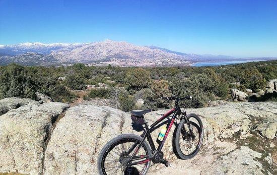 La Cañada en Bici
