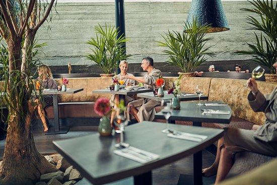 Wellness restaurant