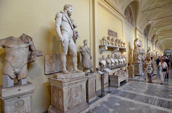 Vatican Museums: Музеи Ватикана