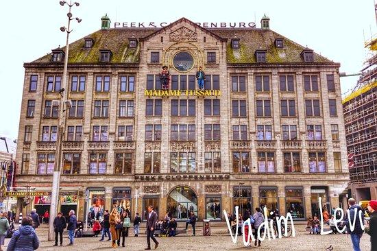 阿姆斯特丹图骚兹夫人蜡像馆