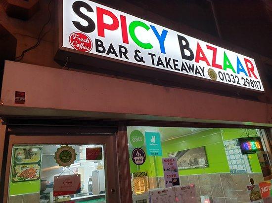 Spicy Bazaar Derby Menu Prices Restaurant Reviews