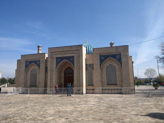 Taşkent, Özbekistan: the mosue
