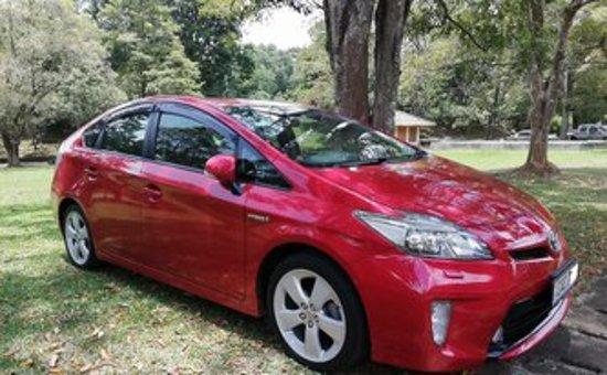 Warakapola, ศรีลังกา: Toyota Prius