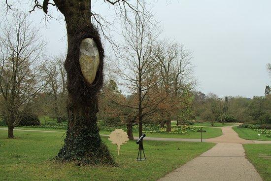 Wakehurst garden