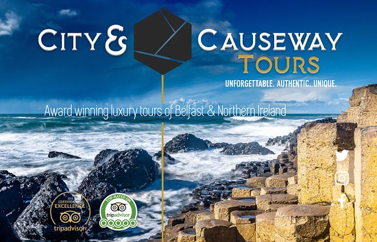 ‪City and Causeway Tours‬