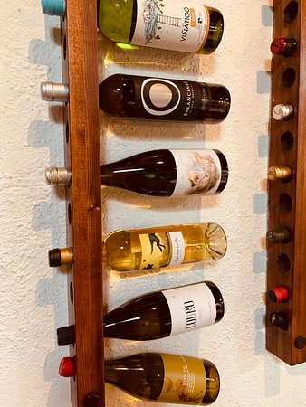 Restaurante Mamanena: vinos