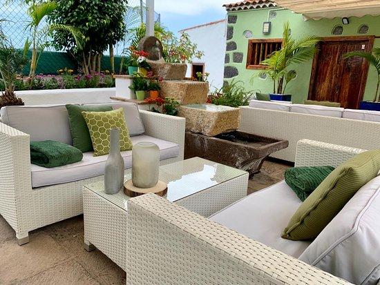 Restaurante Mamanena: terraza