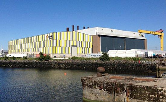 Titanic Studios - Home of Game of Thrones - Belfast  www.cityandcauseway.com