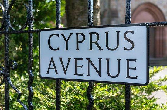 Belfast City - The home of Van Morrison  www.cityandcauseway.com