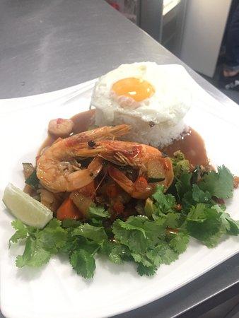 shrimp ;-)