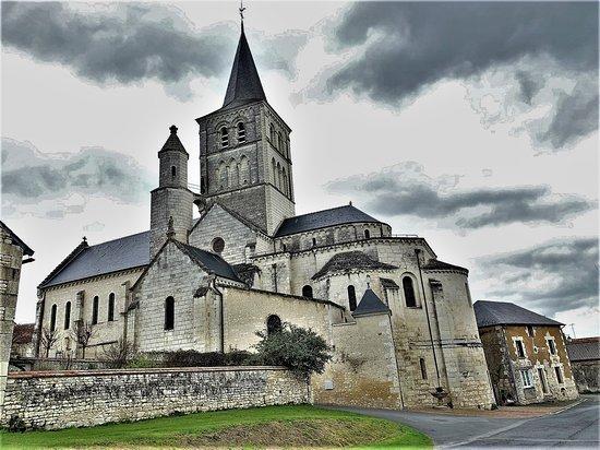 Collegiale Saint-Georges