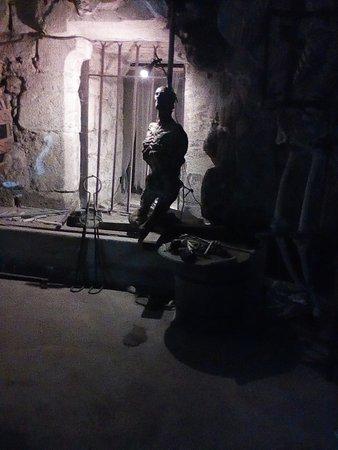 Chillingham Castle: Torture Chamber