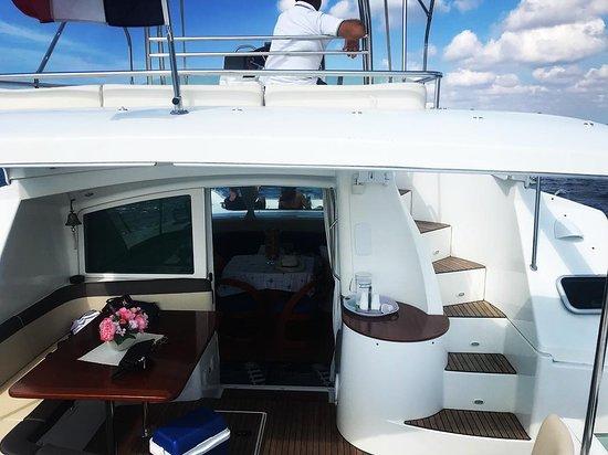 Charter Boat Salento