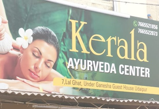 Kerala Ayurveda Udaipur :  The different kinds of luxury spas possess a look similar to the imperial Udaipur way of life which was once lived by the Rajas and Maharajas Type Visit Kerala Ayurveda Center Udaipur,Rajasthan.
