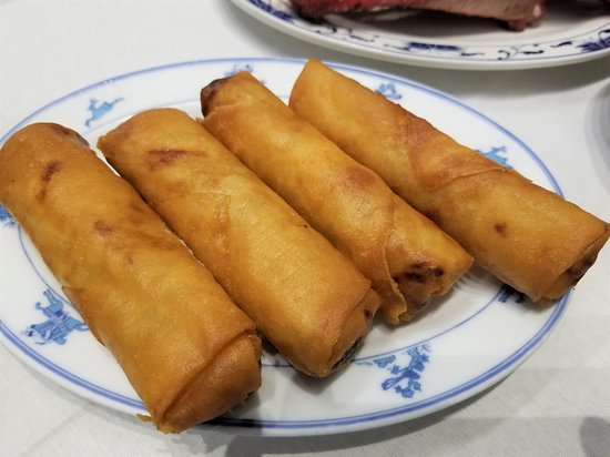 Su Chang's: Spring Rolls