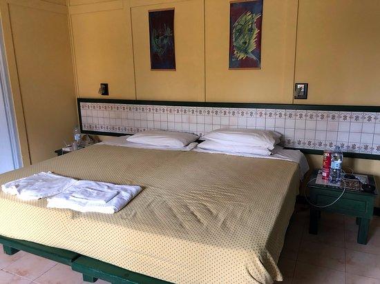 VOI Vila do Farol Resort: Sängarna 2x120 cm