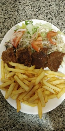 Kebab d'orient