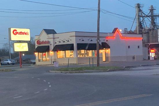 Guthrie S Chicken Cullman Restaurant Reviews Photos