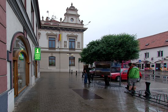‪Podebrady Tourist Information Center‬