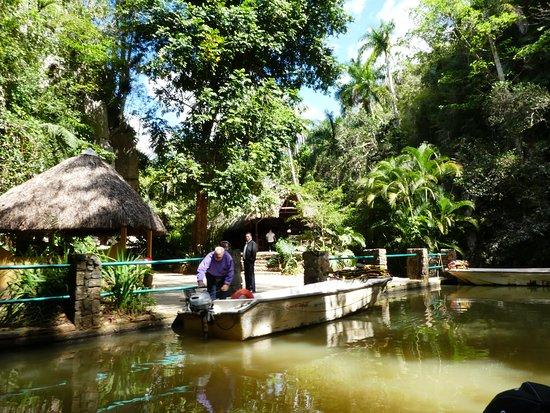 Cueva del Indio: Turen er slut