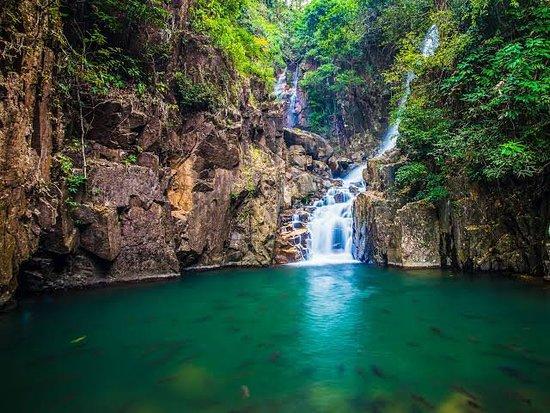 Phrom Lok Waterfall: น้ำตกพรหมโลก