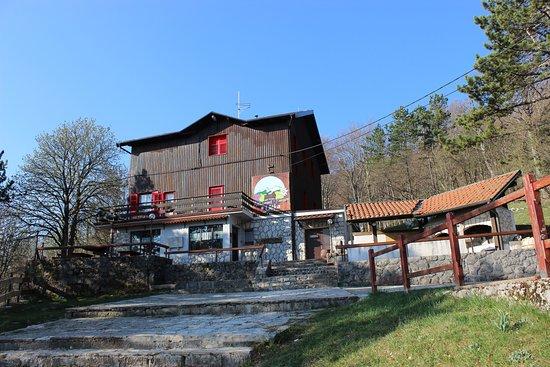 Restaurant Učka: Beautiful nature of Učka nature park.