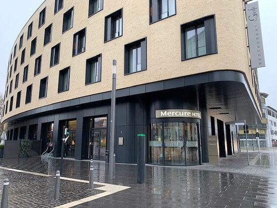 Mercure Hotel Heilbronn照片