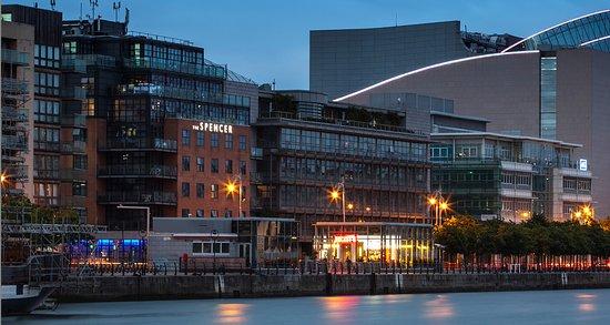 The Spencer Hotel Dublin Ifsc Ab 163 2 2 0 Bewertungen Fotos